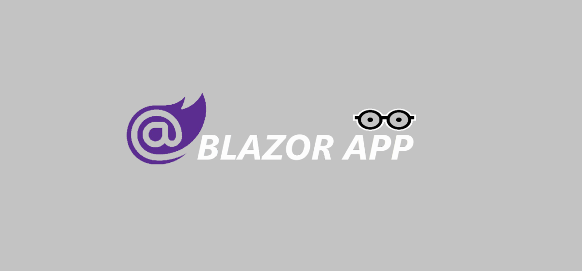 Create Blazor App using Visual Studio