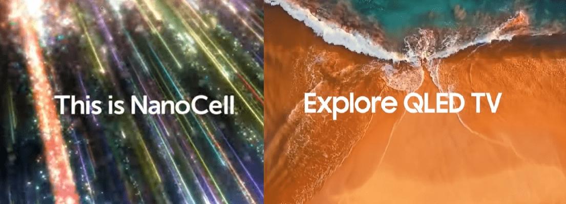 NanoCell vs QLED TV Comparison